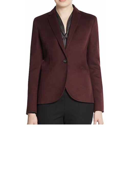 Patricia Cashmere Blazer by Akris  in House of Cards - Season 4 Episode 2