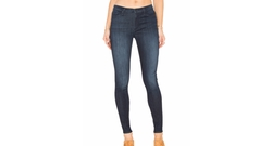Gisele High Rise Super Skinny Jeans by Black Orchid in Suits