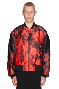 Blood Bomber Jacket by Skingraft in American Horror Story