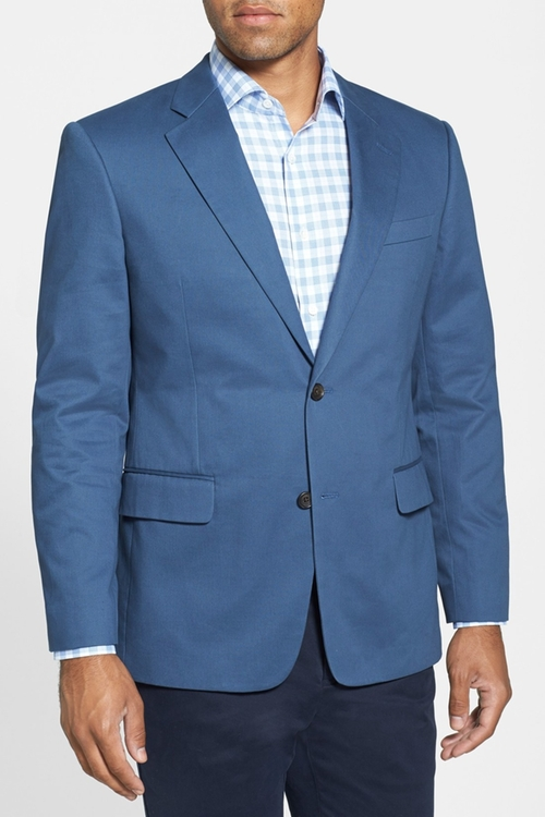 Twill Sport Coat by Nordstrom in Youth