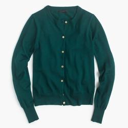 Lightweight Wool Jackie Cardigan Sweater by J.Crew in Bad Moms