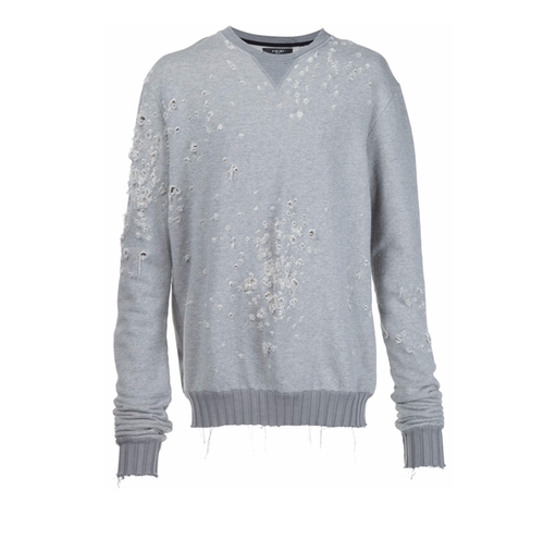 Distressed Sweater by Amiri in Empire - Season 3 Episode 2