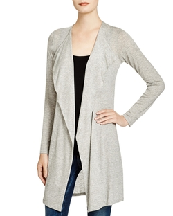 Luxe Gauze Open Cardigan by Velvet by Graham & Spencer in The Flash