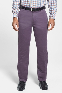 Raleigh Washed Twill Pants by Peter Millar in The Intern