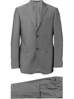 Two Piece Suit by Z Zegna in The Good Wife