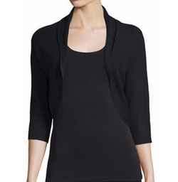 Becca Half-Sleeve Shrug by Elie Tahari in Designated Survivor