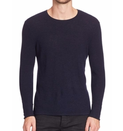 Giles Crewneck Sweater by Rag & Bone in Transformers: The Last Knight