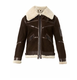 Bridlington Shearling Jacket by Belstaff in Power
