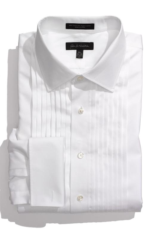 Classic Fit Tuxedo Shirt by John W. Nordstrom in Hot Tub Time Machine 2