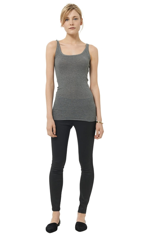 Perfect Layering Tank Top by Rebecca Taylor in The Gift