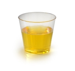 Plastic Elegant Tumbler Shot Glass by Reliable Distributors in The Hangover
