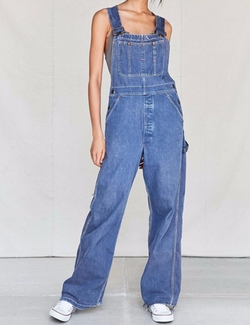 Urban Renewal Vintage Overalls by Urban Outfitters in New Girl