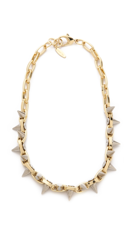 Luxe Double Spike Choker by Joomi Lim in Jem and the Holograms