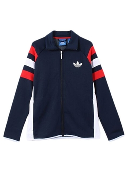 Trefoil FC Track Jacket-Collegiate by Adidas Originals in The Big Bang Theory