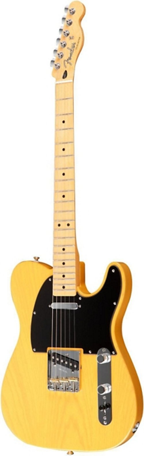 Standard Ash Telecaster Electric Guitar by Fender in Begin Again