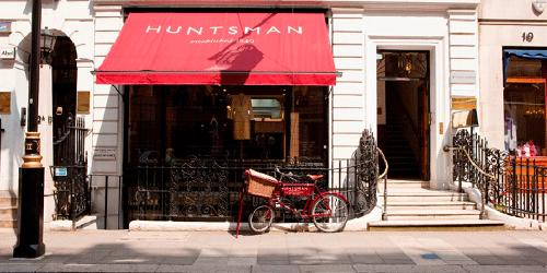 H.Huntsman & Sons Ltd (Depicted as Kingsman Shop) London, United Kingdom in Kingsman: The Secret Service