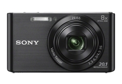 Digital Camera by Sony in Sleeping with Other People