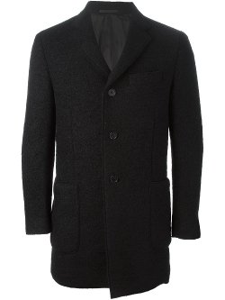 Single Breasted Coat by Z Zegna in The Devil Wears Prada