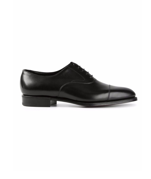 'Chelsea' Oxford Shoes by Edward Green in Suits - Season 5 Episode 1
