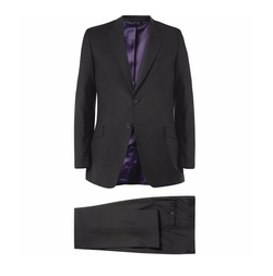 Byard Wool & Mohair-Blend Travel Suit by Paul Smith London in Daredevil