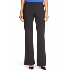 Tulea Bootcut Stretch Wool Suit Trousers by Boss in Power