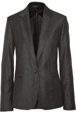 Jay Wool Blazer by Equipment in The Good Wife