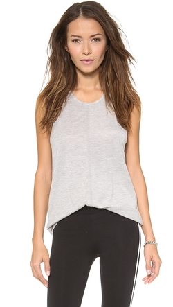 A Line Racer Tank Top by David Lerner in Sleeping with Other People