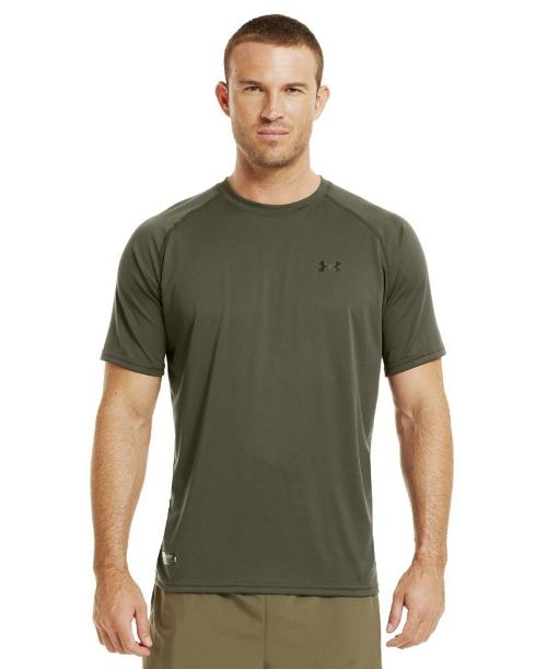 Men's UA Tactical Tech Short Sleeve T-Shirt by Under Armour in Couple's Retreat