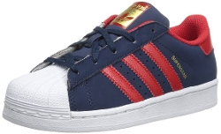 Superstar C Basketball Shoes by Adidas in Adult Beginners