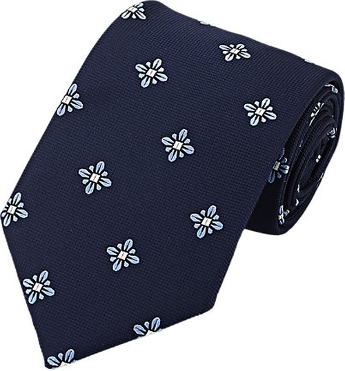 Floral Jacquard Necktie by Fairfax in Suits - Season 5 Episode 4