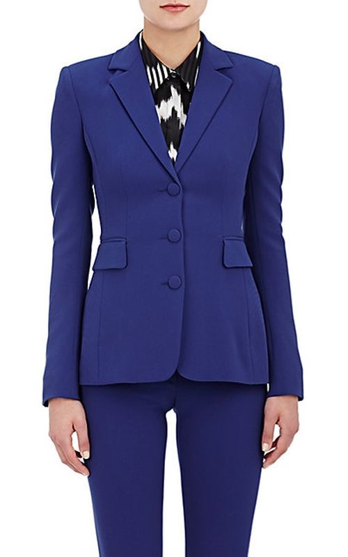 Three-Button Blazer by Altuzarra in The Good Wife - Season 7 Episode 6