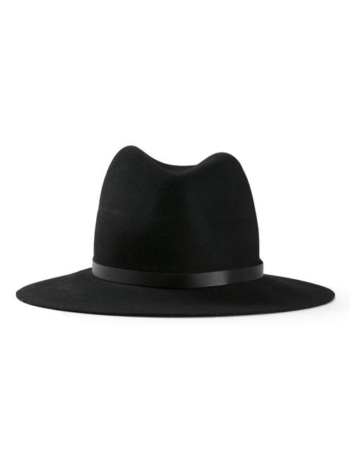 Fedora Hat by Rag & Bone in Rosewood - Season 1 Episode 7