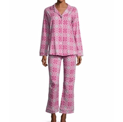 Paisley Love Classic Pajama Set by Bedhead in A Bad Moms Christmas