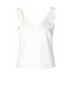 Bow Detail Tank Top by Nicole Miller in How To Get Away With Murder