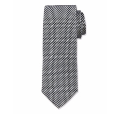 Neat Silk Tie by Boss in Suits