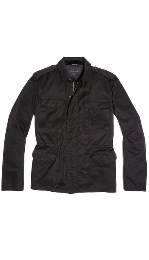 Delancey Field Jacket by Rag & Bone in The Hundred-Foot Journey