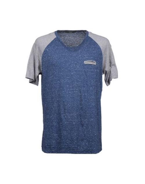 Two-Tone T-Shirt by Fdn in The Best of Me