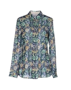 Floral Print Shirts by Zanetti 1965 in The Big Bang Theory