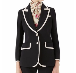 Stretch-Viscose Jacket by Gucci in How To Get Away With Murder
