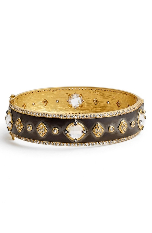 'Metropolitan' Bangle Bracelet by Freida Rothman in Bridesmaids
