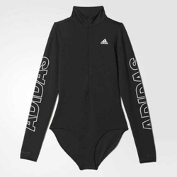 Training Branded Leotard Bodysuit by Adidas in Keeping Up With The Kardashians