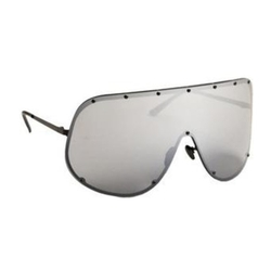 Oversized Shield Sunglasses by Rick Owens  in Keeping Up With The Kardashians