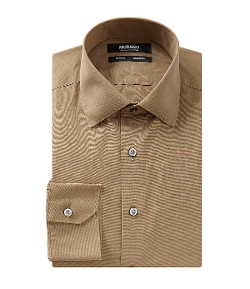 Slim-Fit Spread-Collar Dress Shirt by Murano in The Longest Ride