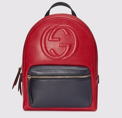 Soho Leather Chain Backpack by Gucci in Keeping Up With The Kardashians