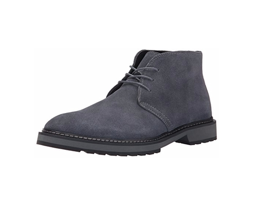 Agdin Suede Boots by Calvin Klein in The Boss