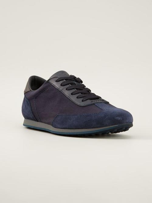 Lace-up Sneakers by Tod's in The Hundred-Foot Journey