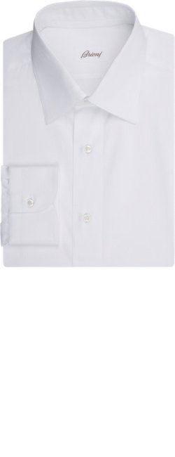 Broadcloth Dress Shirt by Brioni in A Most Violent Year