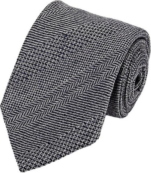 Woven Striped Necktie by Barneys New York in Billions - Season 1 Episode 1