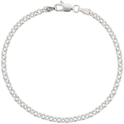 Sterling Silver Rolo Chain Necklace by Sabrina Silver in Pretty Little Liars