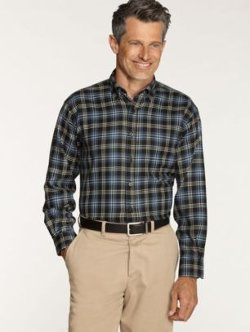 Fitted Sir Pendleton Wool Shirt by Pendleton in The Best of Me